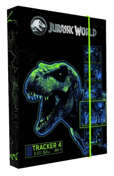 BOX A4 JURASSIC WORLD > varianta box a4