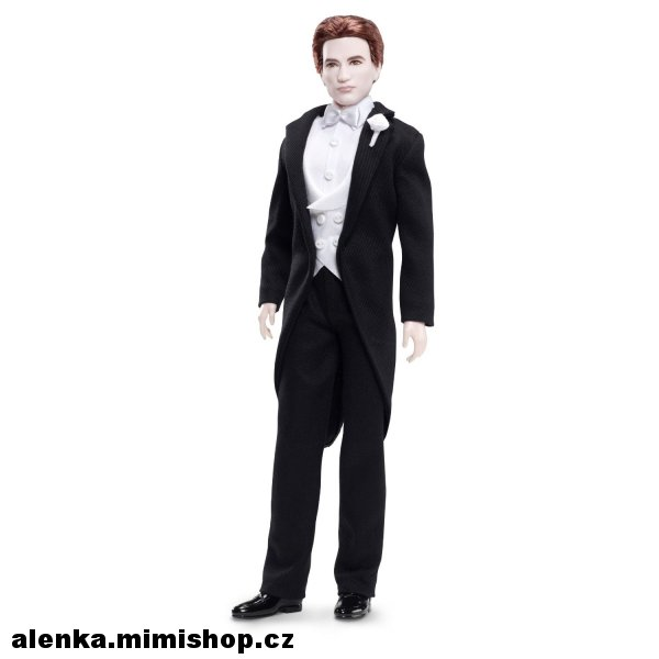 Barbie Collector The Twilight Saga Breaking Dawn Edward
