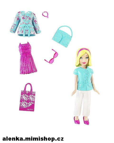 "POLLY POCKET ""Shopping"" > varianta POLLY"