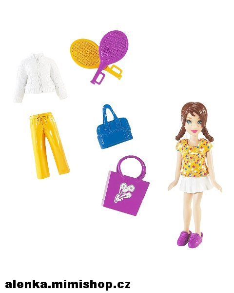 "POLLY POCKET ""Shopping"" > varianta KERSTIE"