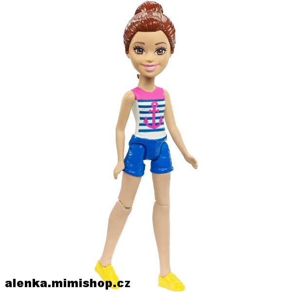 BARBIE MINI DELUXE > varianta FHV58