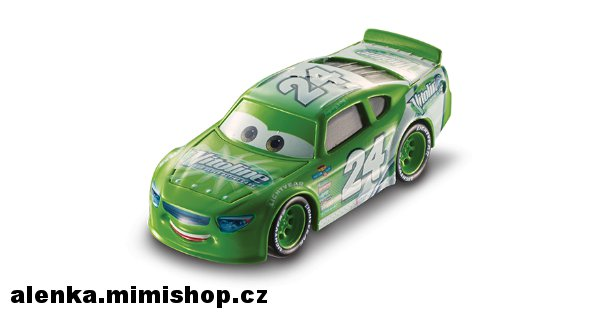 FP CARS 3 auta > varianta BRICK YARDLEY