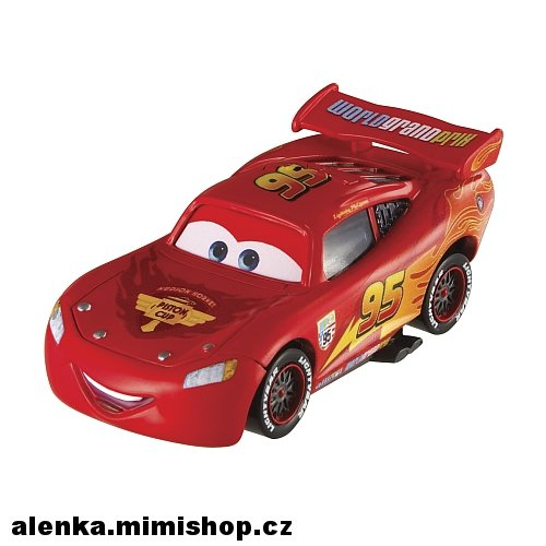 CARS 2 auta > varianta BLESK MC QUEEN
