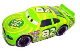 CARS 2 auta > varianta SHINY WAX No.82
