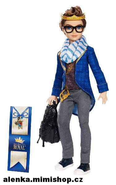 EVER AFTER HIGH šlechtici > varianta DEXTER CHARMING