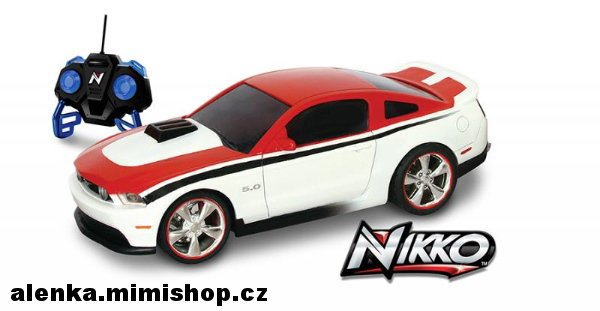 RC model FORD MUSTANG 5.1 1:16