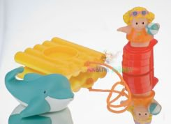 FISHER PRICE LITTLE PEOPLE hrací sada do vany > varianta delfin