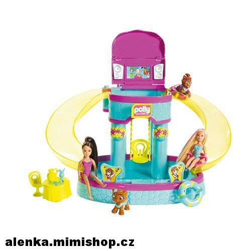 POLLY POCKET POOL PARTY