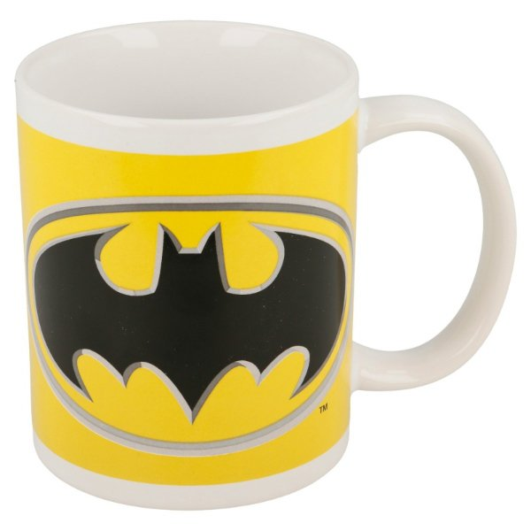 Hrnek BATMAN Logo yellow