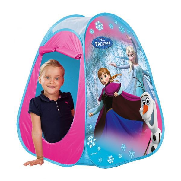 POP UP stan Disney FROZEN 75 x 75 x 90 cm > varianta Pop up stan Frozen