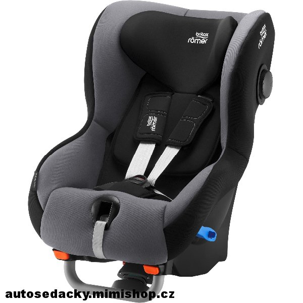Britax - Römer Max-Way Plus 2018 > varianta Storm Grey