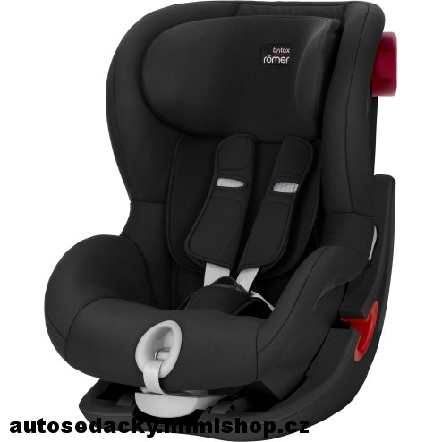 BRITAX RÖMER King II  Black Edition > varianta Cosmos Black