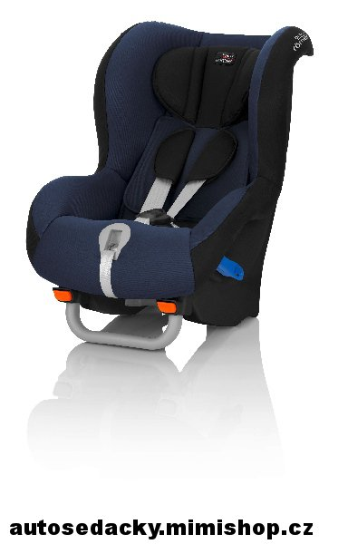 BRITAX RÖMER Max-Way Black Edition 2019 > varianta Moonlight Blue