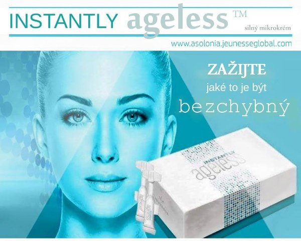 JEUNESSE INSTANTLY AGELESS > 6,0 ml
