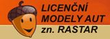 Licenn RC MODELY RASTAR