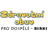 ZDRAVOTN OBUV Birkis  PRO DOSPL