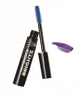 Avon Řasenka SuperSHOCK Brights Violeta Shock-fialová 10 ml