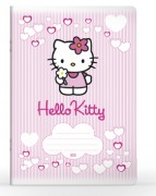 Sešit A5 523 Hello Kitty