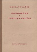 NOMOGRAMY A TABULKY PRUIN	(	Blaek Vclav	)