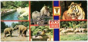 POHLEDNICE:	ZOO LIBEREC				(	393	A kr	)