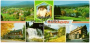 POHLEDNICE:	HARRACHOV				(	406	A kr	)