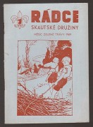 RDCE SKAUTSK DRUINY: MSC ZELEN TRVY 1969
