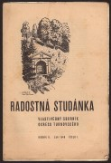 RADOSTN STUDNKA 1/1940 (Vlastivdn sbornk okresu turnovskho)	(	Kolektiv	)