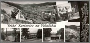 POHLEDNICE:	VELK KARLOVICE NA VALASKU (okres Vsetn)