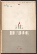 BDA FILOSOFIE	(	Marx Karel	, 		oblka Poliansk Karel	)
