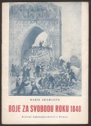 BOJE ZA SVOBODU 1848	(	Adamcov Marie	)