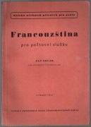 FRANCOUZTINA PRO POTOVN SLUBU	(	Novk Jan	)