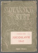 JUGOSLAVIE 1945	(	Soria Georges	)