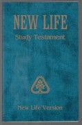 NEW LIFE,  Study Testament				(	anglicky	)