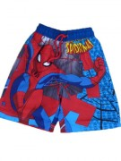 Bermudy Spiderman vel.104, 110, 116, 122