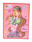 Omalovánky A5 - Winx Club - 1 Magic