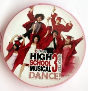 Kovový obal na CD HIGH SCHOOL MUSICAL