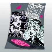 Fleecová deka Monster High