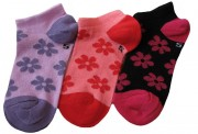 3x ponoky Des. socks