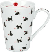 Mug Red ribbon