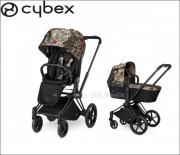 Cybex Set Priam All Terrain Seat Lux Fashion 2018