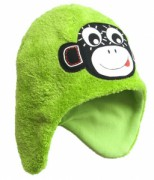Čepice Pinkie Green Monkey