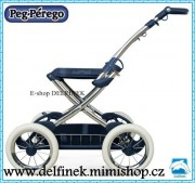 Peg Perego Classico Chrome Navy 2014