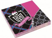 Ubrousky Monster High, 20 ks