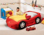 POSTÝLKA RED ROADSTER Little Tikes 170409E13