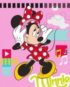Deka fleece Minnie