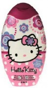 SPRCHOVÝ GEL A ŠAMPON HELLO KITTY 300ML