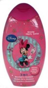 Disney Minnie 2 in 1 Sprchový gel & Šampón 300ml