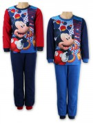Pyžamo fleece Mickey Mouse
