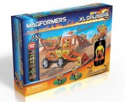 Magformers XL Cruiser Construction (Stavební auto)