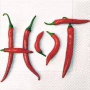 Ubrousky Hot chili pepper